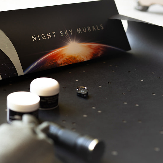 Night Sky Murals DIY Kit